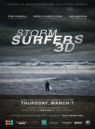 Surfistas de Tempestades