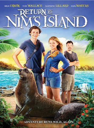 De volta à ilha da imaginação VOD