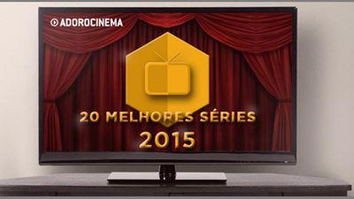 As 20 melhores séries de 2015 segundo o AdoroCinema