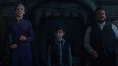 O Mistério do Relógio na Parede: Novo trailer traz Cate Blanchett e Jack Black numa aventura mágica