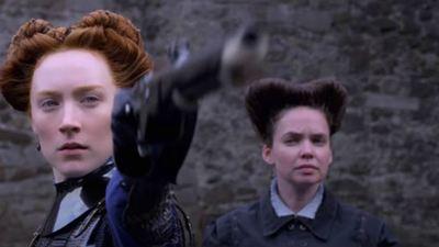 Saoirse Ronan e Margot Robbie brigam por poder no trailer de Mary, Queen of Scots