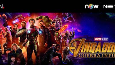 Vingadores: Guerra Infinita chega ao Telecine On Demand