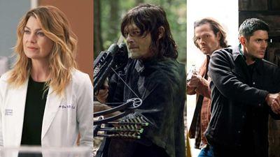 Grey's Anatomy, The Walking Dead e outras séries que todo mundo tem preguiça de assistir