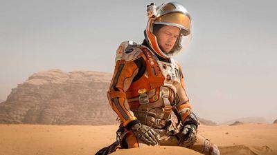 Perdido em Marte no Cinema Especial hoje (07/04): Sabia que filme com Matt Damon tem referência a O Senhor dos Anéis?