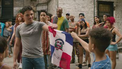 Em um Bairro de Nova York: Lin-Manuel Miranda celebra a cultura latina em novo musical (Visita ao Set)