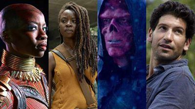 The Walking Dead na Netflix: Atores da Marvel na série de TV