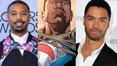 Superman: Quais atores podem interpretar o primeiro herói negro no novo filme da DC?