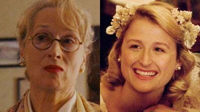 Meryl Streep e outras atrizes que já trabalharam com os filhos da vida real