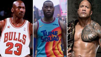 Atletas que viraram atores antes de LeBron James em Space Jam: Um Novo Legado