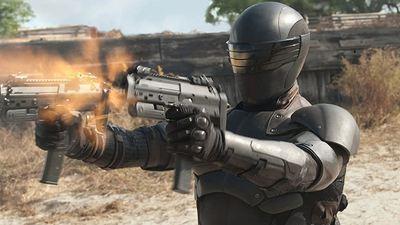 G.I. Joe Origens: Snake Eyes vai responder perguntas sobre a identidade misteriosa de Snake Eyes (SDCC 2021)