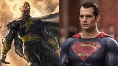 Adão Negro: Quais as diferenças entre o personagem de The Rock e o Superman ?