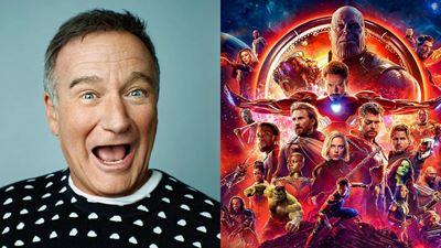 Robin Williams quase participou de importante filme da Marvel e você não sabia