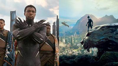 Pantera Negra 2: Novo vídeo de bastidor revela cenários impressionantes para o filme