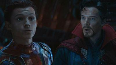 Homem-Aranha 3: Doutor Estranho e Peter Parker aparecem juntos em imagem vazada do filme