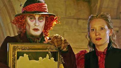 Alice Através do Espelho na Sessão da Tarde de hoje (24/9): Filme foi lançado após morte de ator