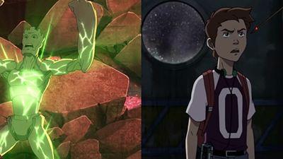 Guardiões da Galáxia - A Série conta as origens de Groot e Senhor das Estrelas