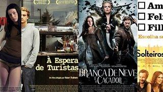 Estreias no cinema, Branca de Neve e o Caçador críticas e trailers aqui!