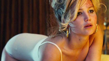 Trapaça: Drama com Jennifer Lawrence e Christian Bale ganha trailer legendado