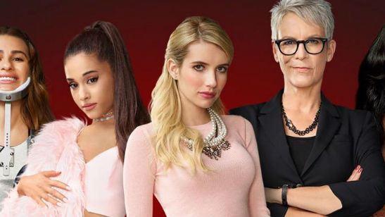 Scream Queens: Primeiro episódio terá exibição simultânea no Brasil e nos Estados Unidos