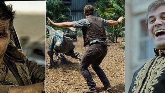 Os destaques de 2015 nos cinemas