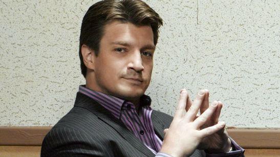 Nathan Fillion fecha acordo e retorna para a nona temporada de Castle