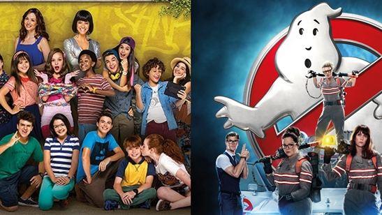 Carrossel 2 e Caça-Fantasmas são as maiores estreias da semana