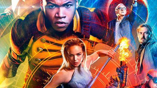 Cartaz da segunda temporada revela o novo time de heróis de Legends of Tomorrow