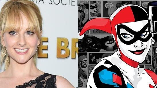 Melissa Rauch, de The Big Bang Theory, vai dublar Arlequina em nova animação da DC