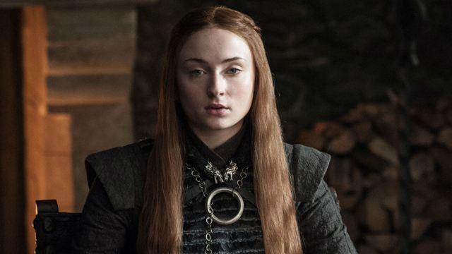 Até o cabelo?! Sophie Turner acredita que os penteados de Sansa dizem muito sobre a personagem em Game of Thrones