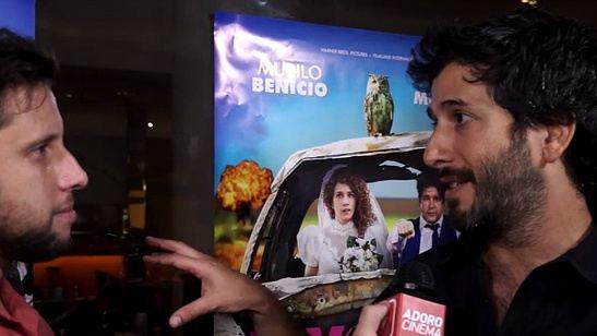Pedro Amorim e equipe de Divórcio defendem maior tempo de produção para a evolução da comédia nacional (Entrevista exclusiva)