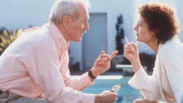Susan Sarandon revela que Paul Newman desistiu de parte de seu salário para que os dois recebessem a mesma quantia