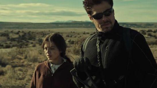 Benicio Del Toro e Josh Brolin começam uma guerra em novo trailer de Sicario 2