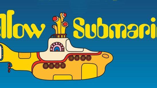 O Submarino Amarelo: Animação dos Beatles completa 50 anos e será exibido nos cinemas em versão restaurada