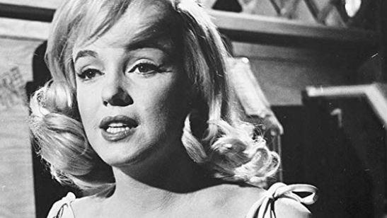 Rara cena de nudez de Marilyn Monroe é encontrada