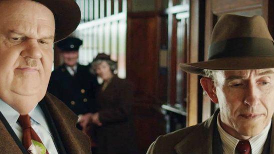 Stan & Ollie: Novo trailer da biografia promete contar a verdadeira história de O Gordo e o Magro