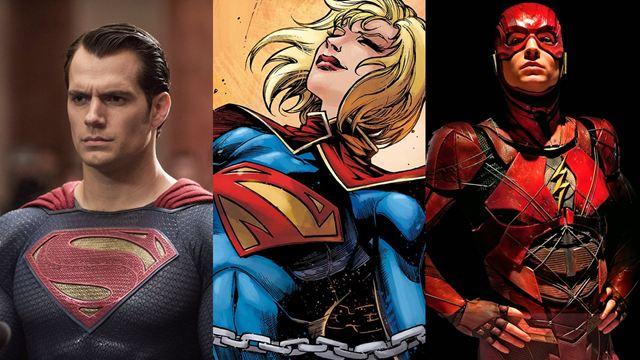 Filmes da DC que (ainda) não saíram do papel