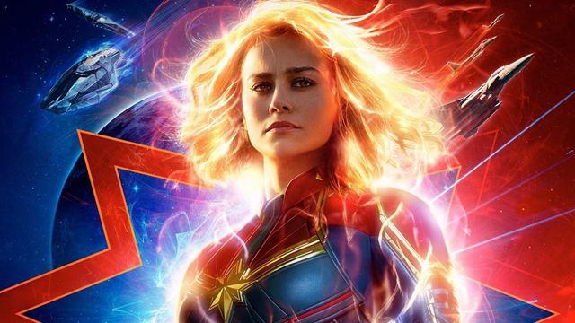 Capitã Marvel já é o filme mais visto do ano no Brasil