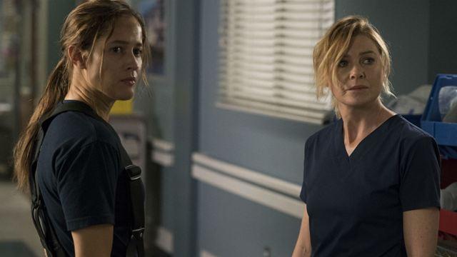 Grey's Anatomy terá outro crossover com Station 19