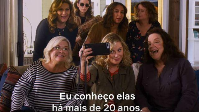 Entre Vinho e Vinagre: Estreia de Amy Poehler na direção reúne grandes comediantes em trailer