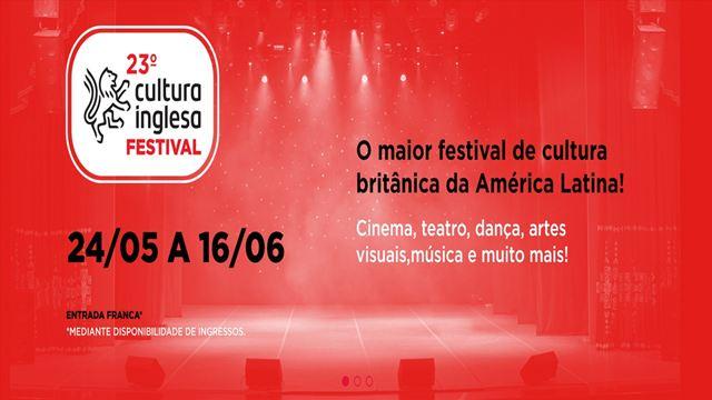 Festival em São Paulo traz um gostinho da cultura britânica para o Brasil