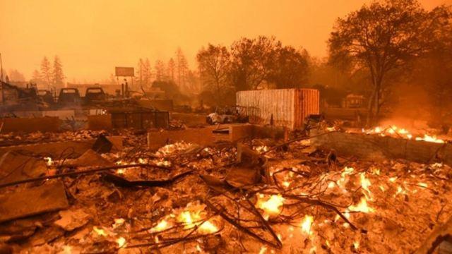 Incêndio mais letal da Califórnia vai virar filme