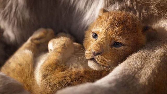 O Rei Leão: Compare o visual dos personagens nas duas versões do filme