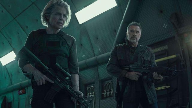 O Exterminador do Futuro: Destino Sombrio é a maior estreia da semana