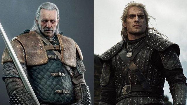 The Witcher: Escolhido intérprete de Vesemir, mentor de Geralt