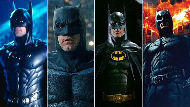 Batman: Qual ator interpretou melhor o homem-morcego, segundo a redação do AdoroCinema