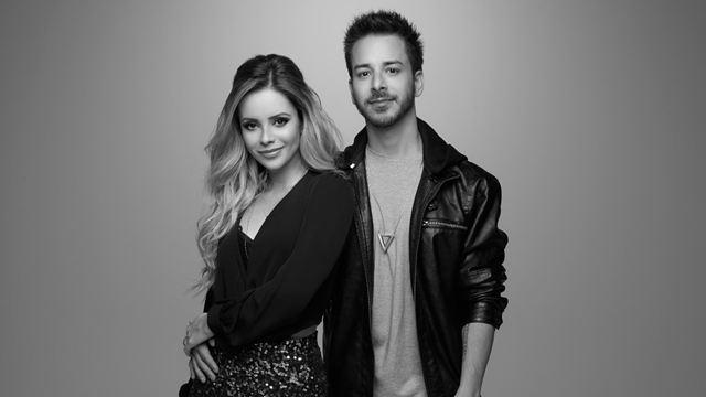 Sandy e Júnior estão prontos para contar a sua versão da história em documentário no Globoplay (Entrevista)