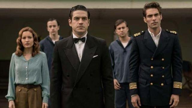 Alto Mar: Marco Pigossi revela como novelas ajudaram seu trabalho na série da Netflix (Entrevista Exclusiva)