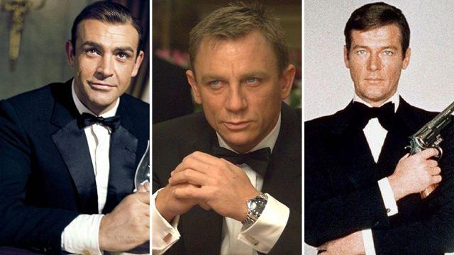 007: os melhores filmes da franquia de James Bond