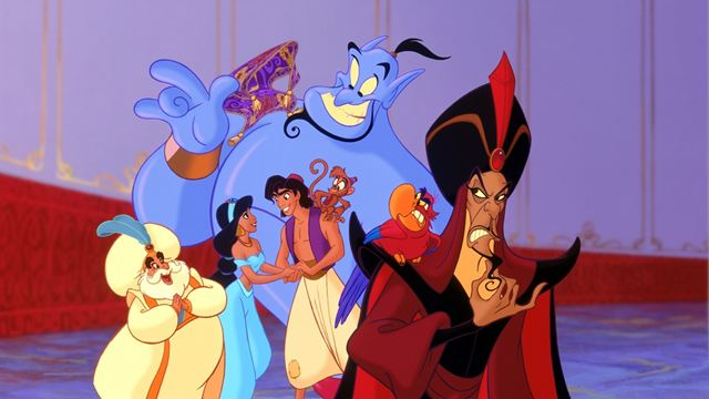Aladdin: Qual personagem do filme quase ganhou uma canção nova?