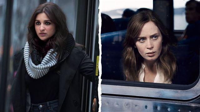 The Girl on The Train na Netflix: Descubra as diferenças entre a versão indiana e americana